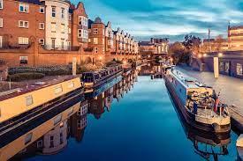 Birmingham Canal Trip