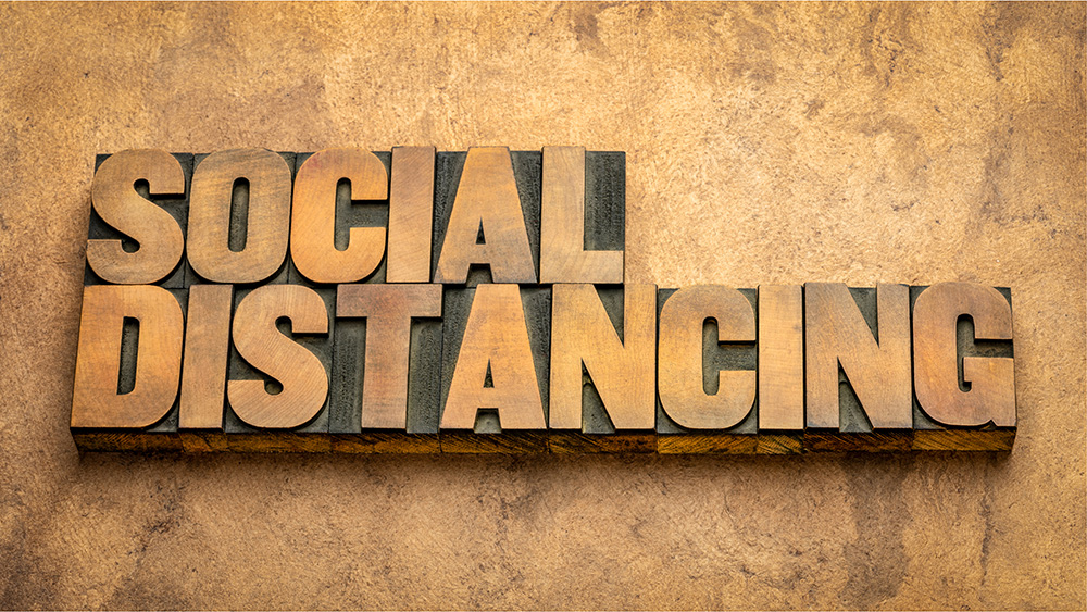 The Difference Between Social Distancing and Self-isolation- You Can Still Date!