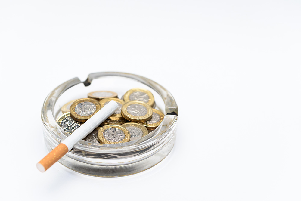 New Smoking Laws Introduced To The UK In May 2020